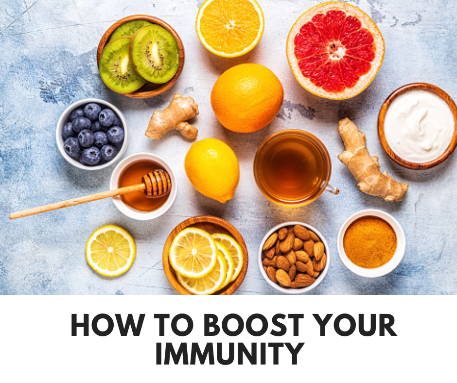 Tips to Strengthen and Boost Immunity Naturally