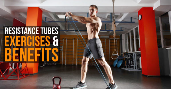 A complete guide on how to use resistance tubes and its benefits