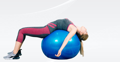 Yoga Ball for home gym