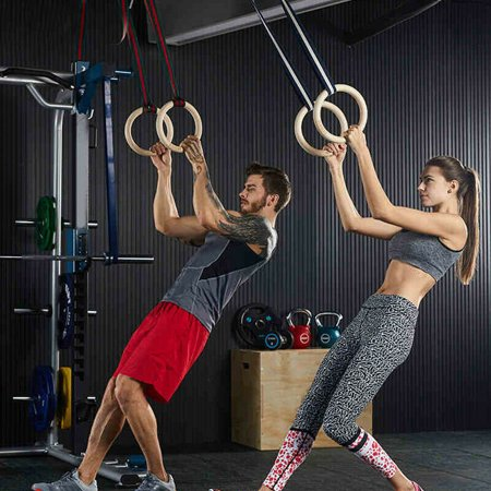 Gym Rings improves Joint Strength