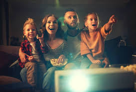 watch movies with kids quarantine