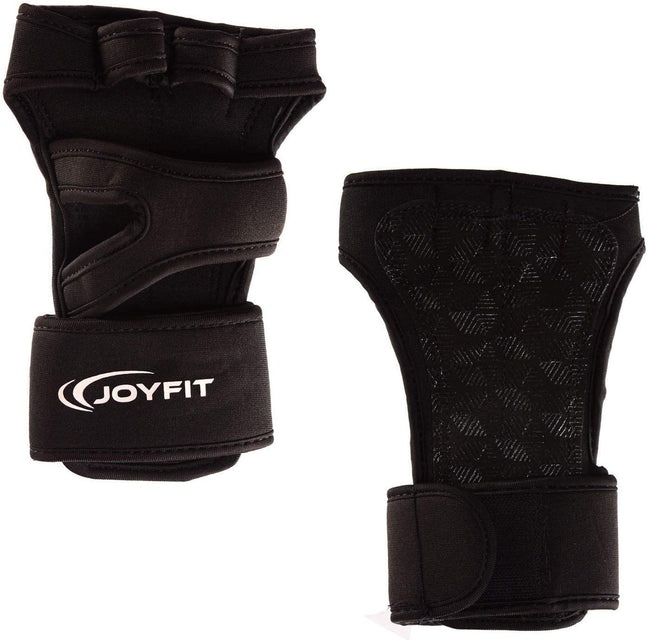 Weight Lifting Heavy Duty Gloves with Thick Wrist Support