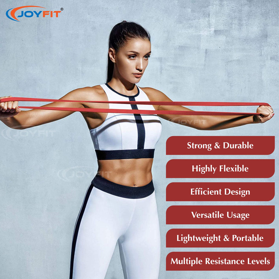 High Durability Resistance Loop Bands For Strength Training