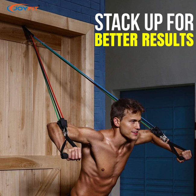 resistance tube workouts