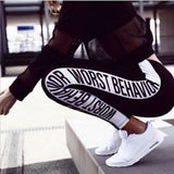 Peace Monet- WORST BEHAVIOR Leggings -