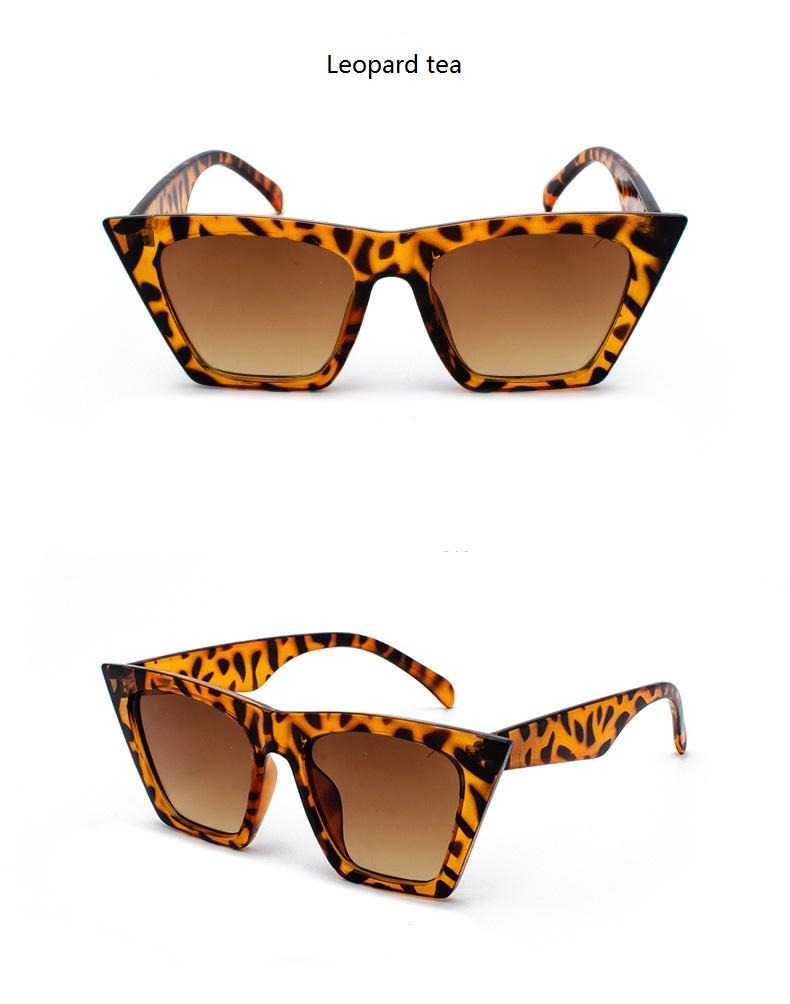 Peace Monet- Celina Square sunglasses -