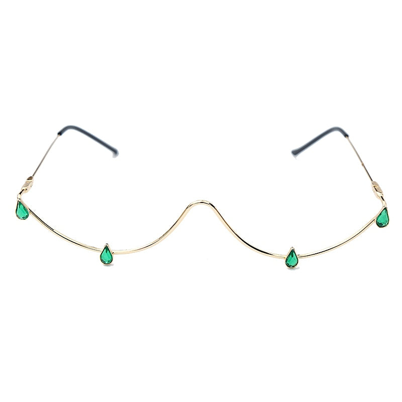 Peace Monet- Tear Drop Sunglass Frames -