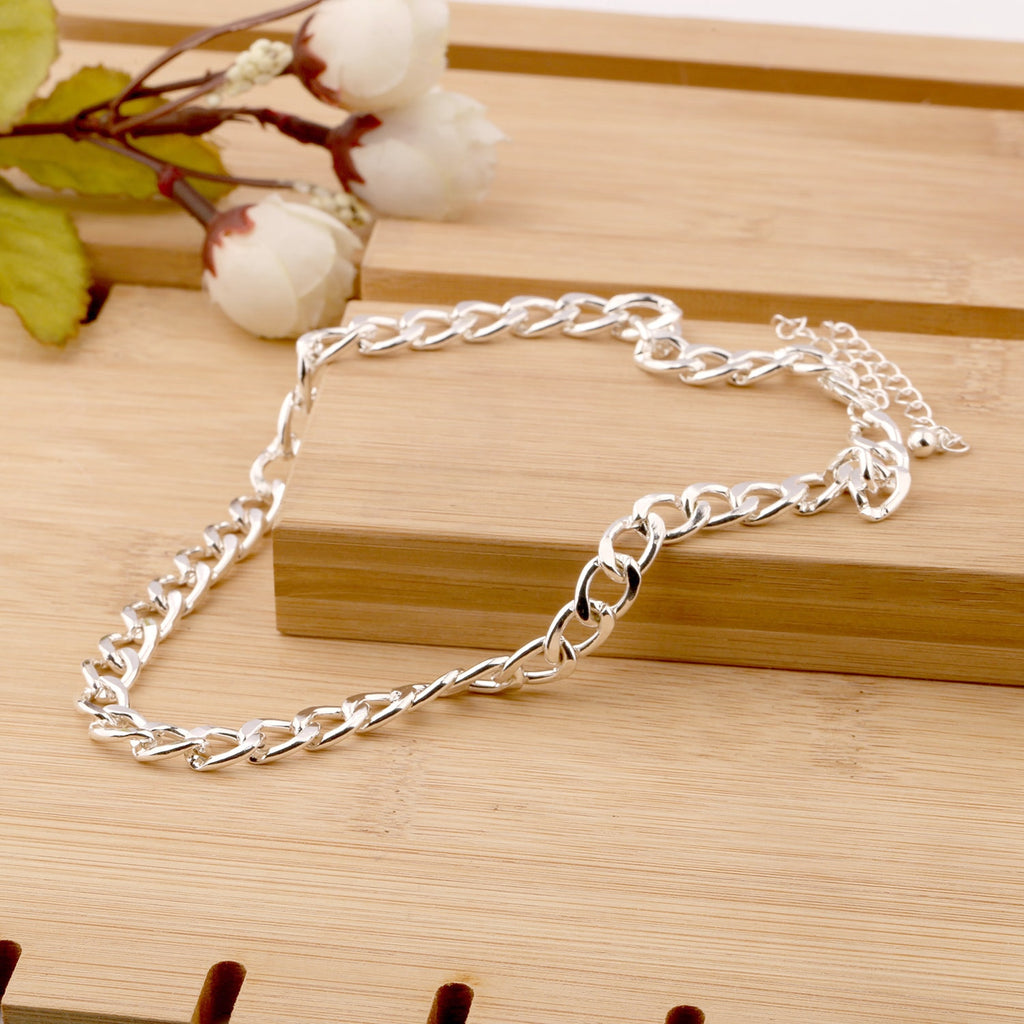 Peace Monet- Link Chain Necklace -