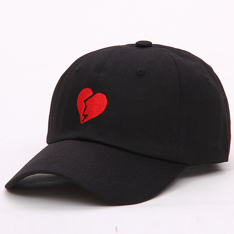 Peace Monet- HEARTBREAKER -  DAD HAT -