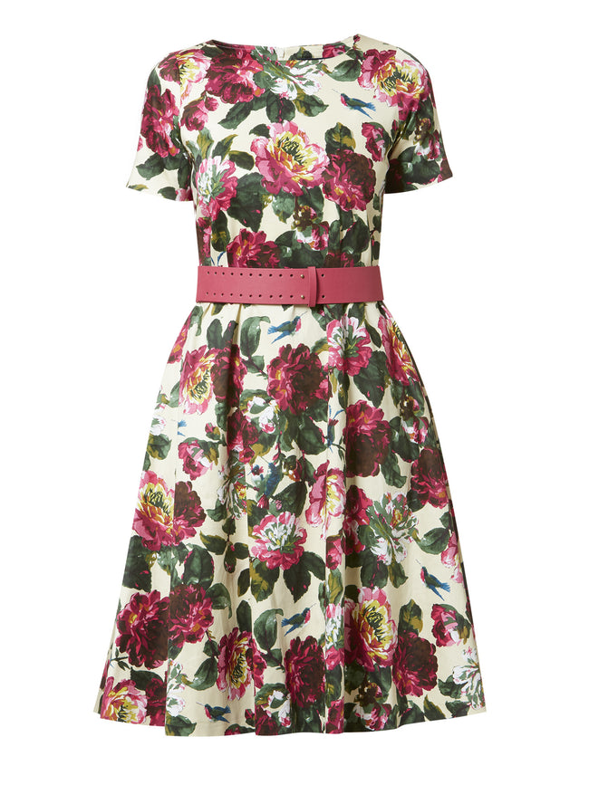 Maggie Floral Dress