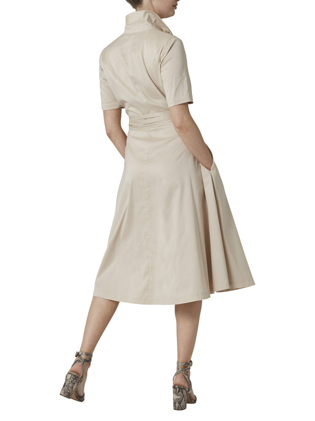 Marion Beige Dress