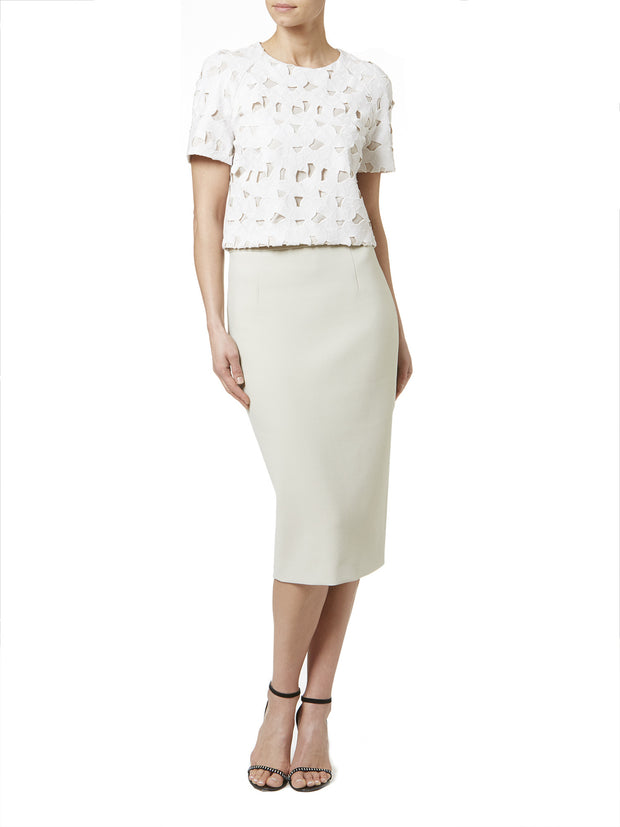 Sophia Pencil Skirt
