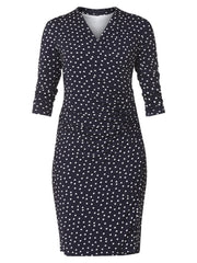 Melinda Polka Dot Dress