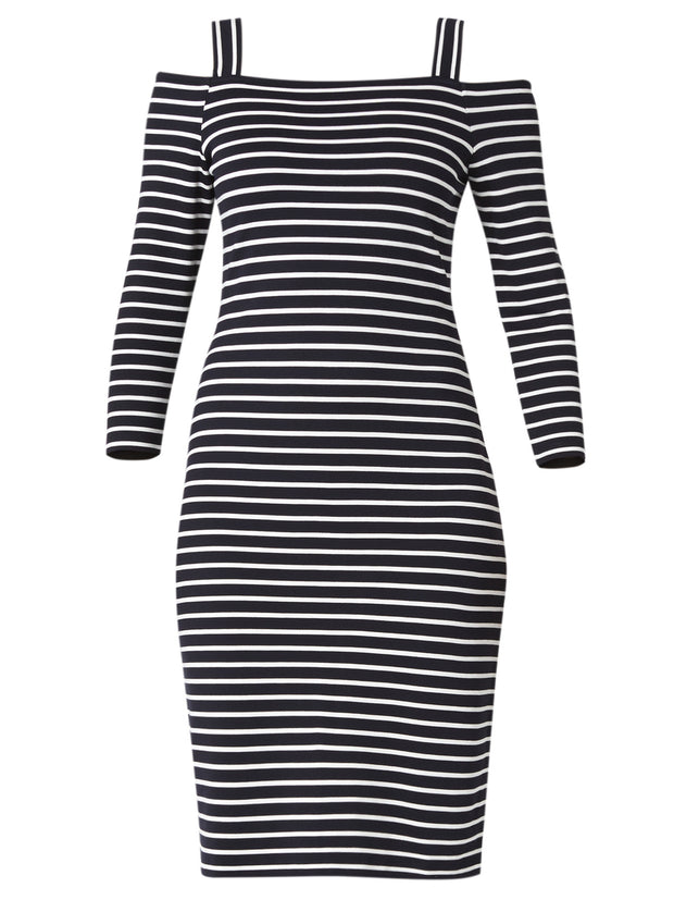 Lilly Striped Dress