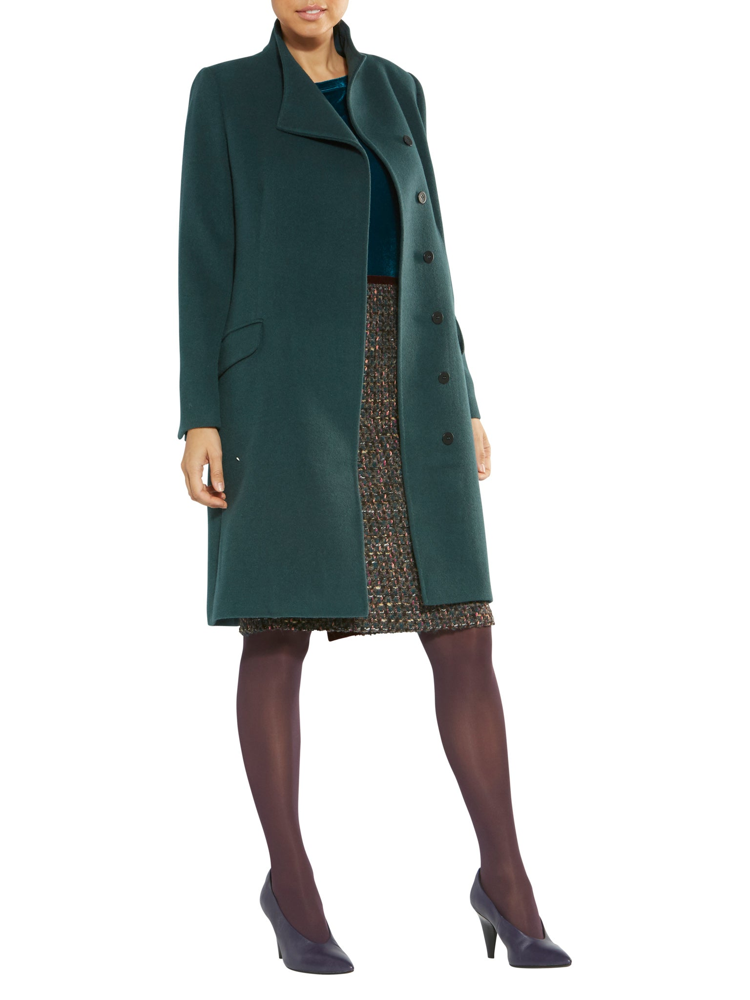 Linda Amazon Coat