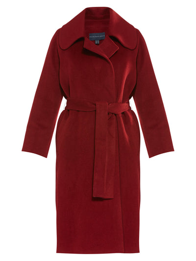 Jodie Ruby Red Coat