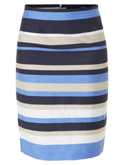 Beth Stripe Skirt