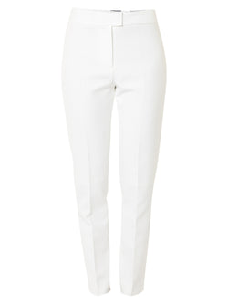 Jill Off-White Trousers