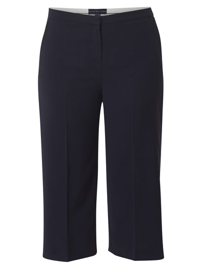 Rosanna Navy Crop Trousers