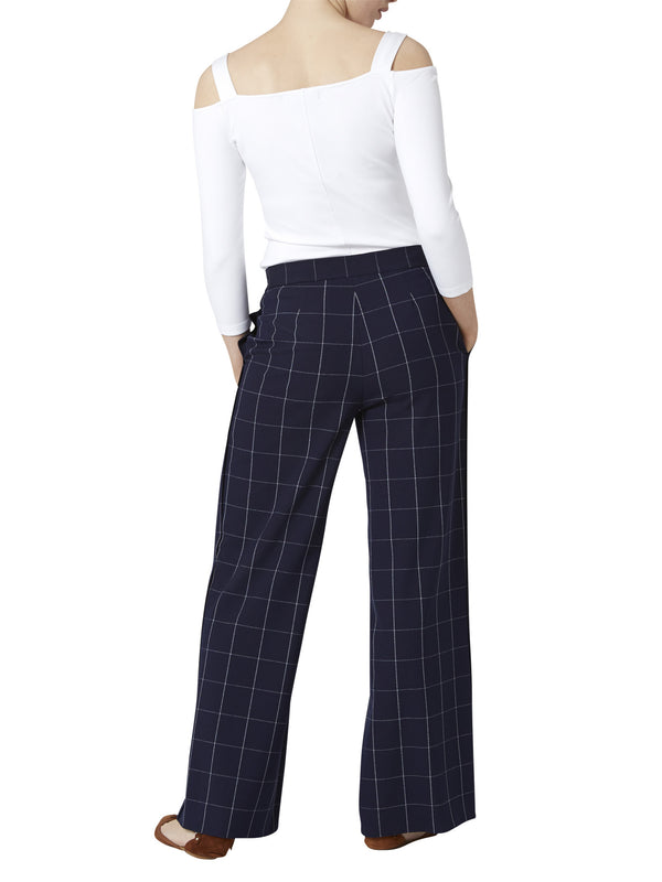 Orla Navy Trousers
