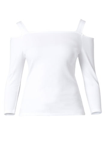 Celine White Top