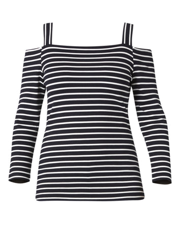 Celine Striped Top