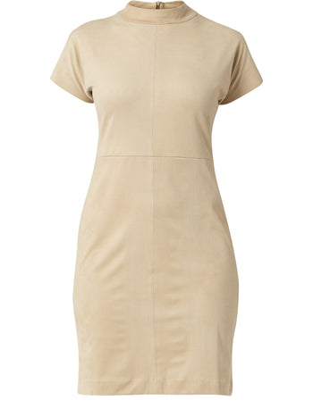 Cindy Beige Dress