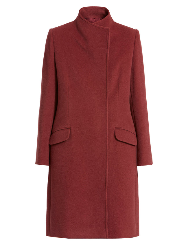 Linda Terracotta Coat