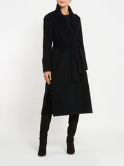 Serena Navy Coat