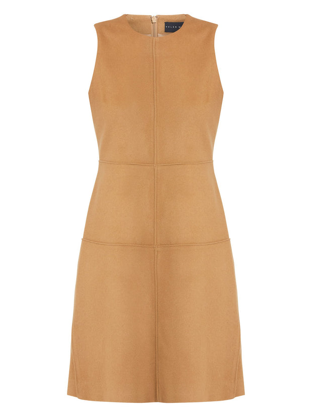 Carmel Camel Dress