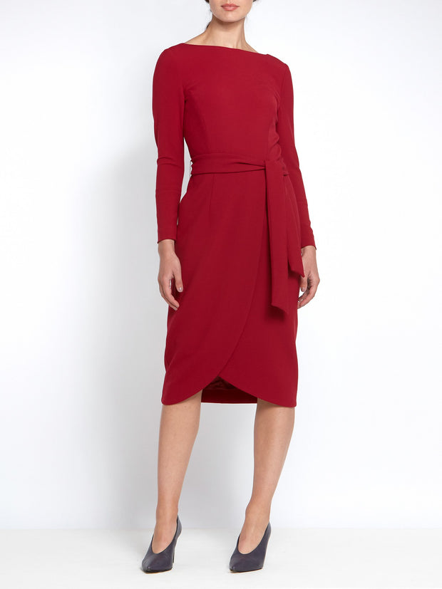Celina Ruby Dress