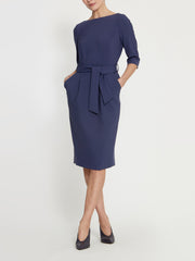 Caroline Cobalt Blue Dress