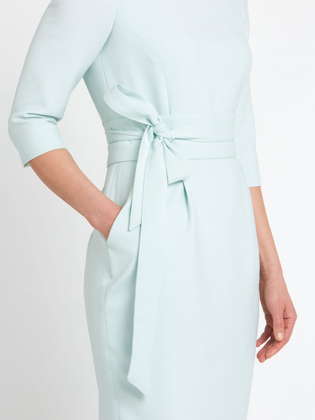 Obi Caroline Mint Dress