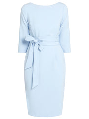 Obi Caroline Light Blue Dress