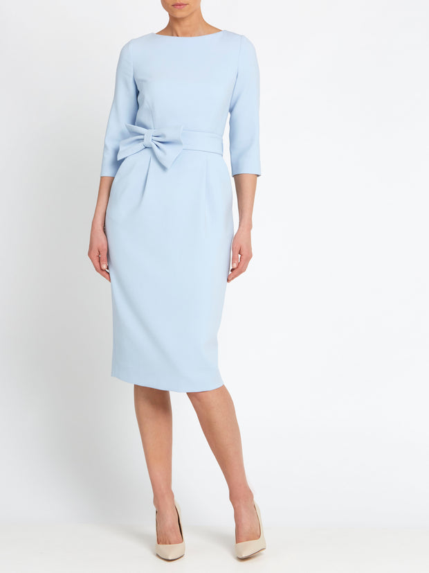 Beau Light Blue Dress