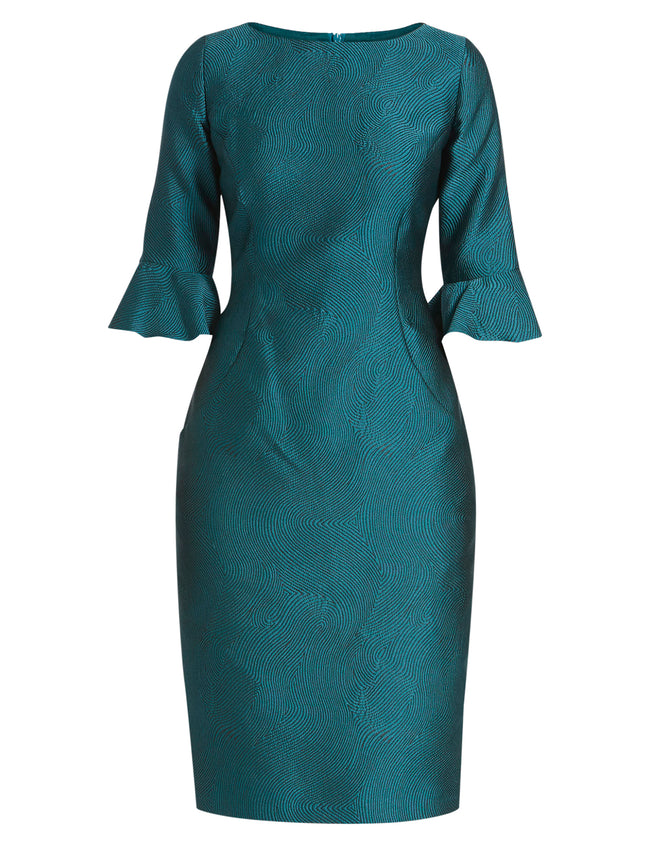 Milly Green Dress