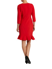 Milly Bee Red Dress