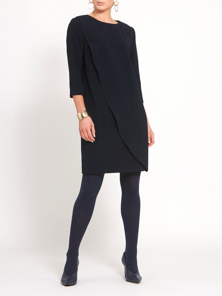 Darby Navy Dress