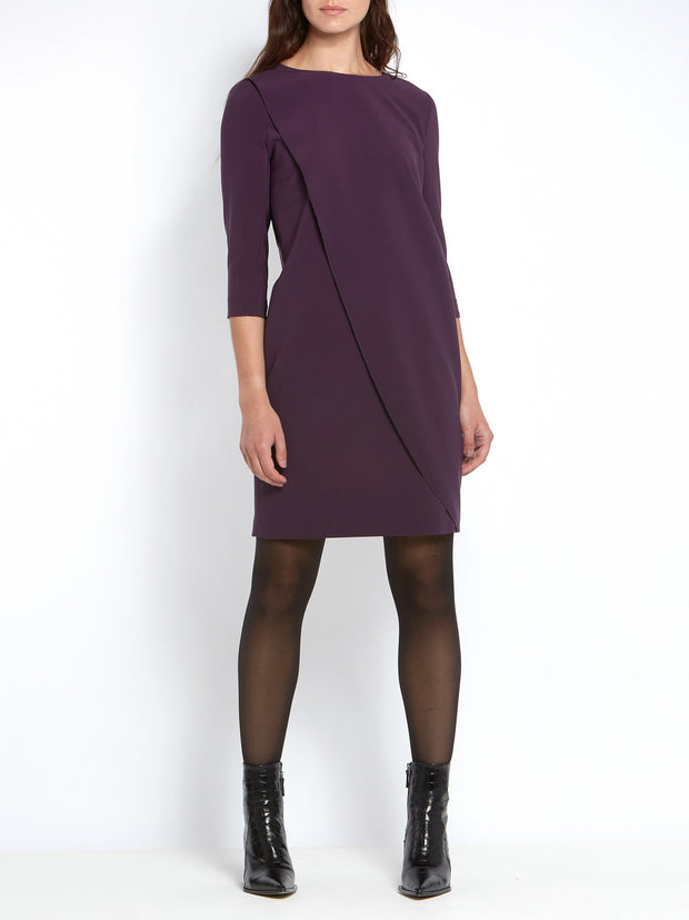Darby Mulberry Dress