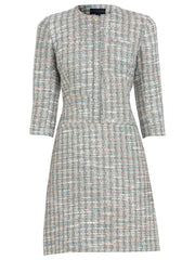 Kath Tweed Dress