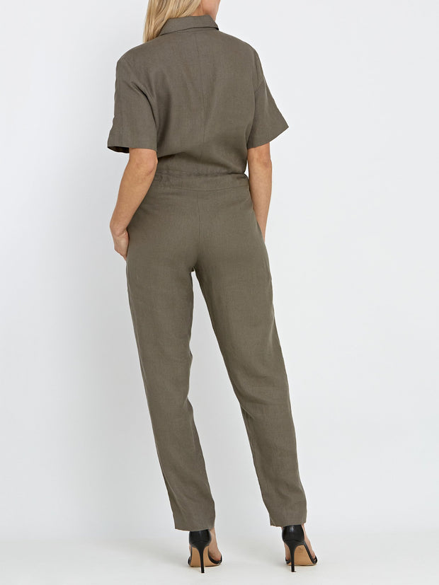 Peggy Summer Peat Jumpsuit