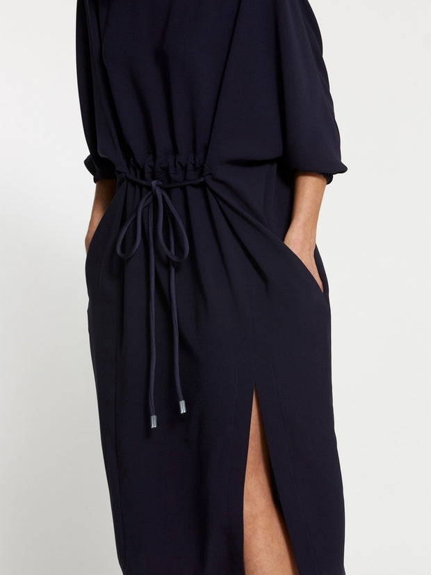 Sue Navy Dress