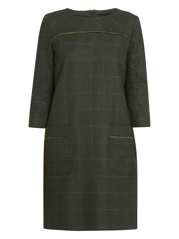 Cilla Magee Tweed Dress