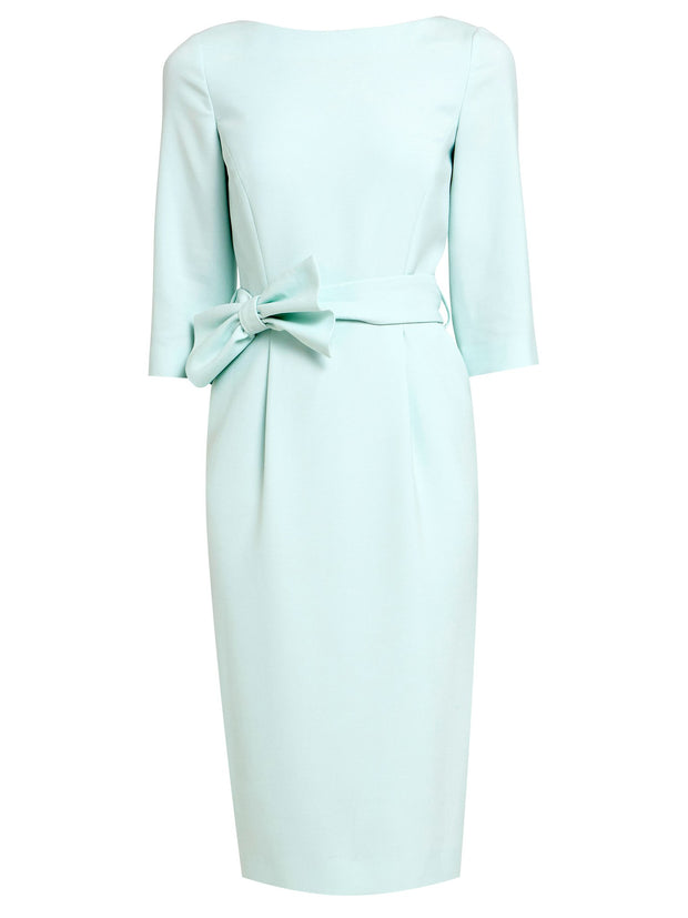 Beau Mint Dress