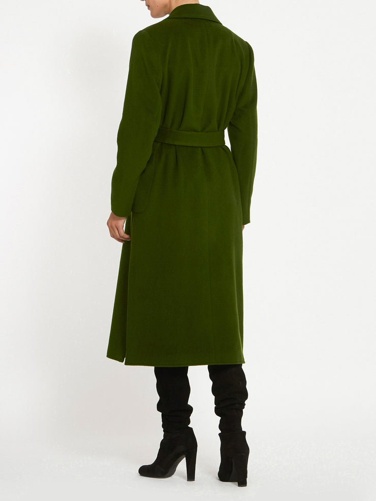 Serena Hunter Green Coat