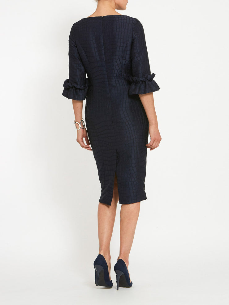 Alex Navy Dress