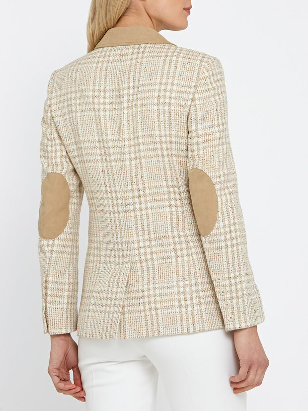 Hacking Tweed Jacket