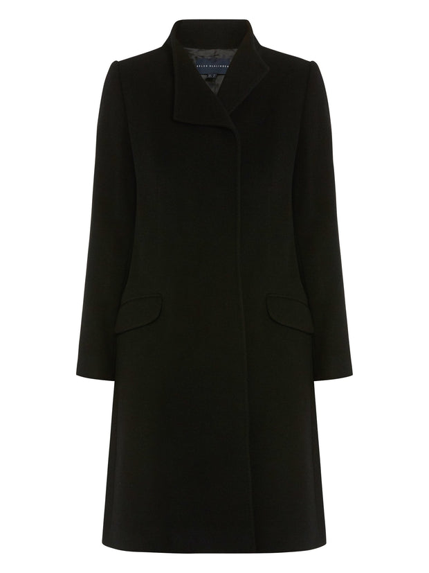 Linda Black Coat