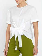 Lynn White Blouse