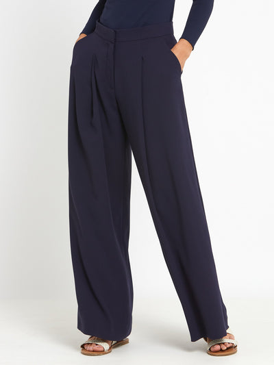 Charlize Navy Pant